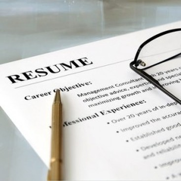Career Guidance - Links We Love: Whip Your Resume Into Shape