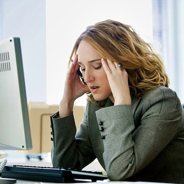 Career Guidance - Poise in Panic: How to Seem Calm When You're Super-Stressed