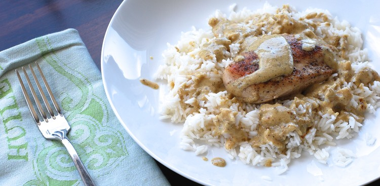 Career Guidance - Your Easy Weeknight Dinner Plan: Creamy Mustard Chicken