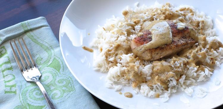 Career Guidance - Your Easy Weeknight Dinner Plan: Creamy Mustard Chicken