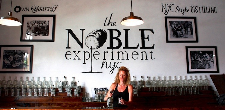 Career Guidance - A Truly Noble Experiment: Leaving Finance to Open a Rum Distillery