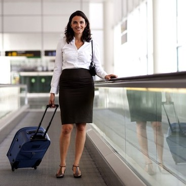 Career Guidance - Life as a Super-Commuter: What it's Like to Fly to Work