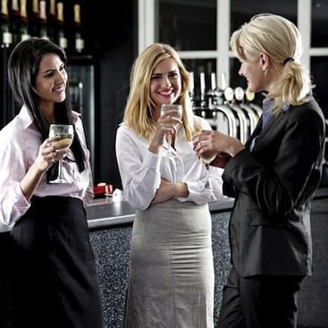 Career Guidance - Deals & Drinks: The Best Bars for Business in the U.S.
