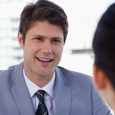 Career Guidance - How to Deal With an Interviewer Who Won't Stop Talking