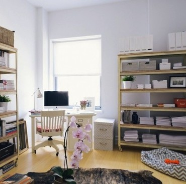 Career Guidance - Designer Tips for a Productive (and Pinterest-Worthy!) Home Office
