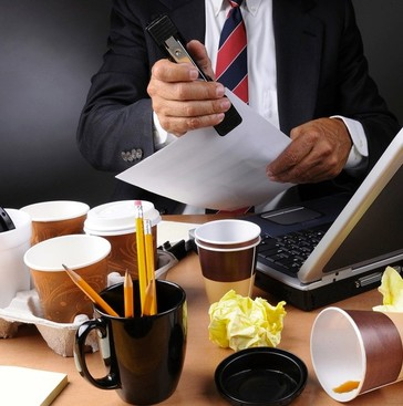 Career Guidance - The Messy Person's Guide to Staying Organized