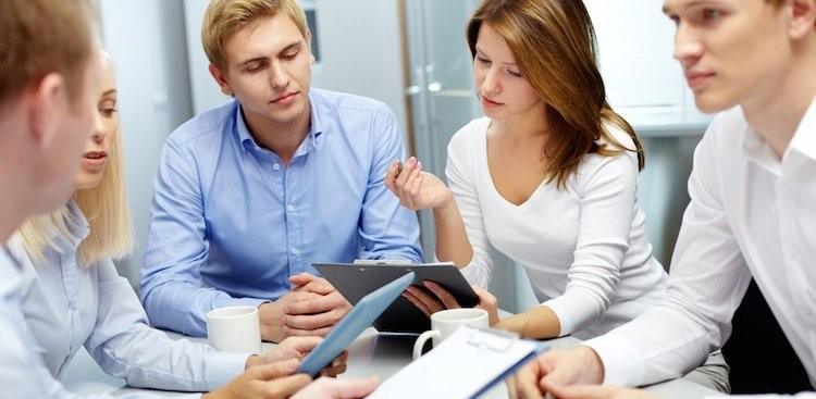 Career Guidance - Words to Live By: 5 Steps to Choosing Your Team's Core Values