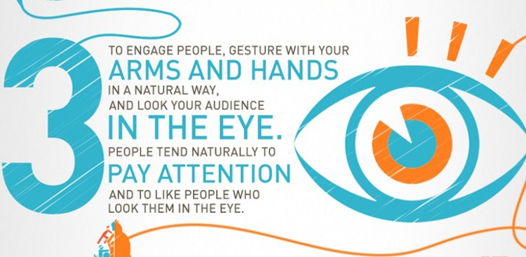 Career Guidance - 10 Body Language Secret Weapons for Your Next Presentation