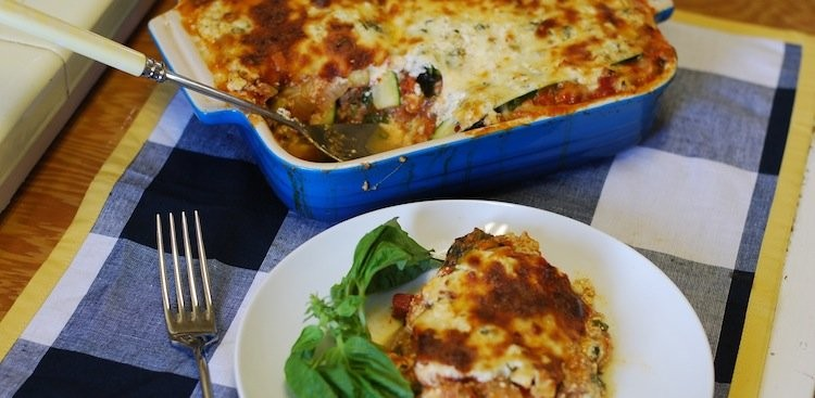 Career Guidance - Make This Weekend: The Healthiest Lasagna Ever