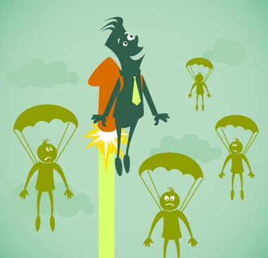 Career Guidance - Zoom to the Top: Surprising Rules for a Supercharged Career