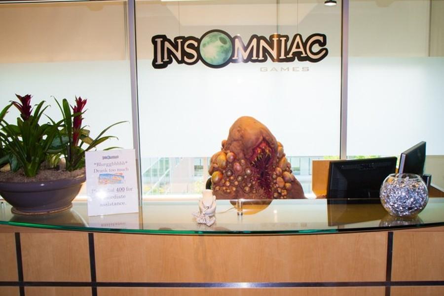 Insomniac Games company profile