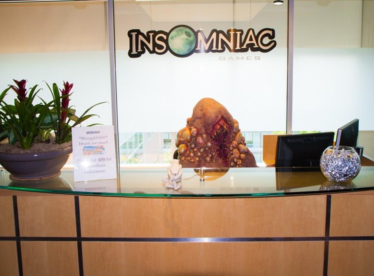 Insomniac Games Careers