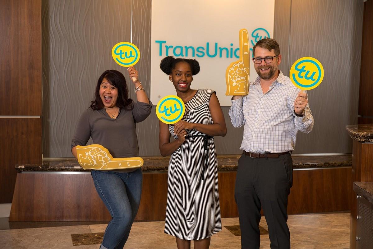 TransUnion company profile