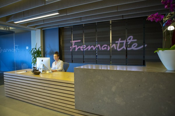 Working at Fremantle