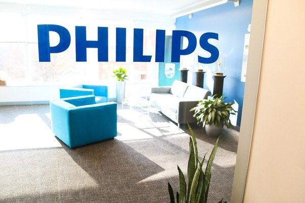 Working at Philips