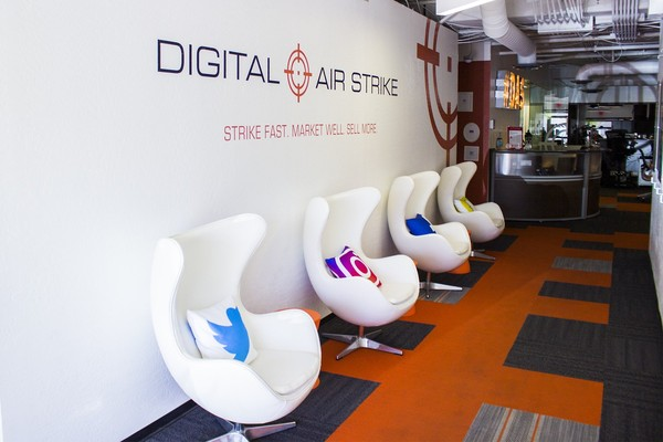 Digital Air Strike culture
