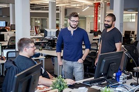 Amplify Company Image