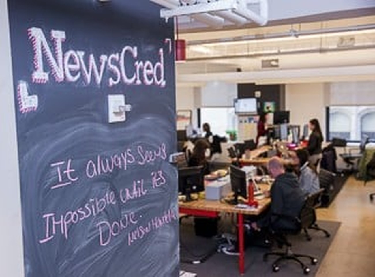 NewsCred Careers