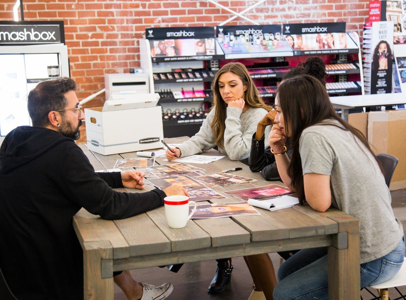 Smashbox Cosmetics Careers