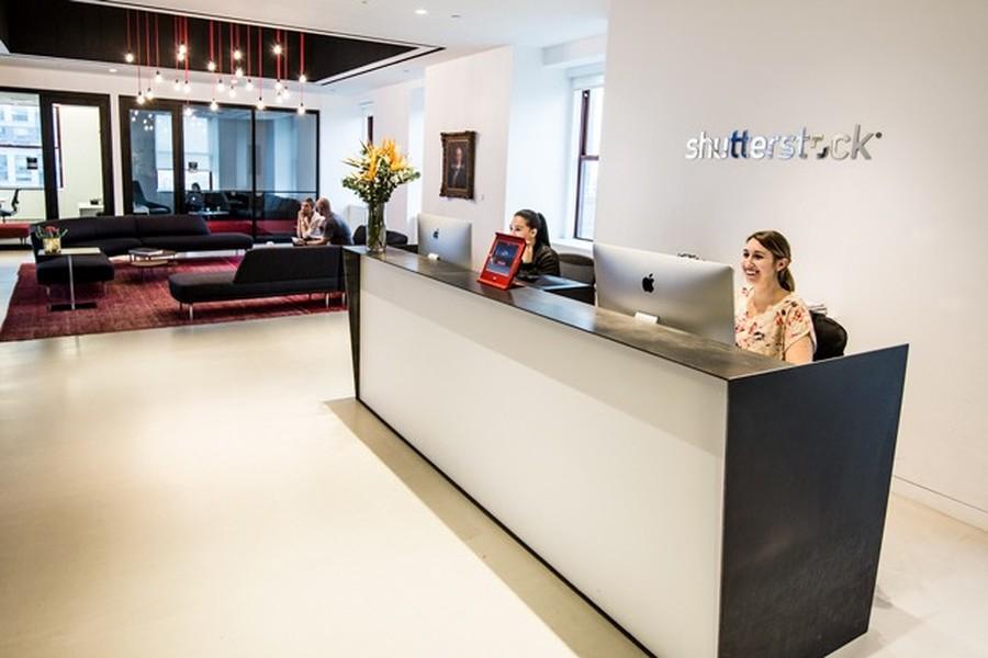 Shutterstock company profile