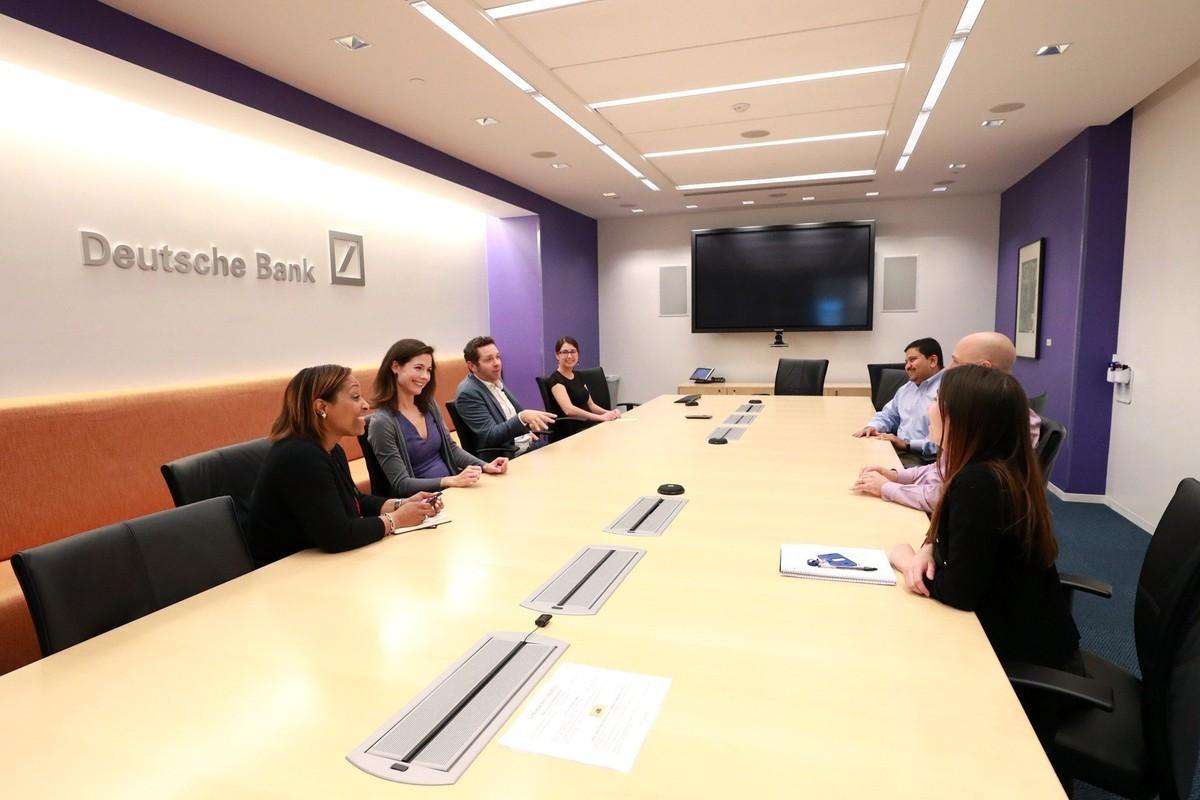 Deutsche Bank company profile