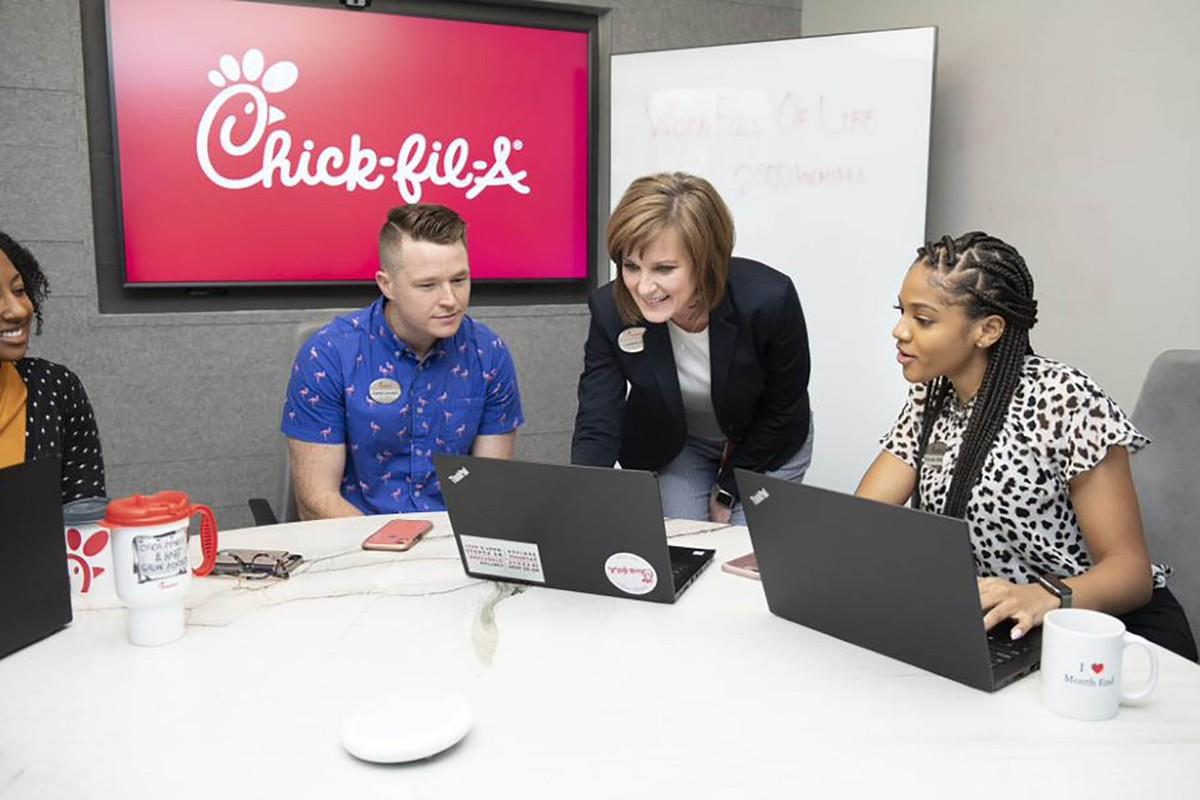 Chick-fil-A company profile