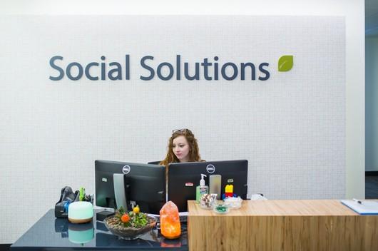 Social Solutions Company Image