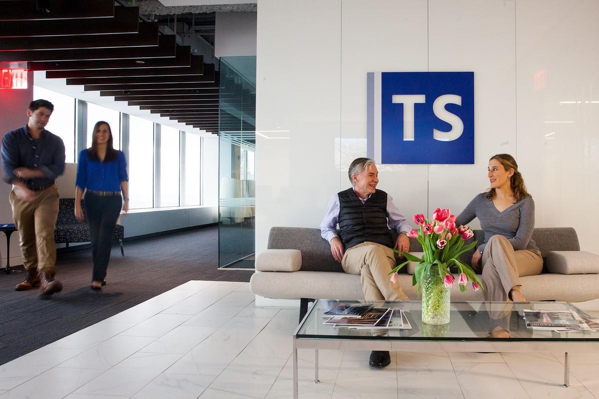 TradingScreen company profile