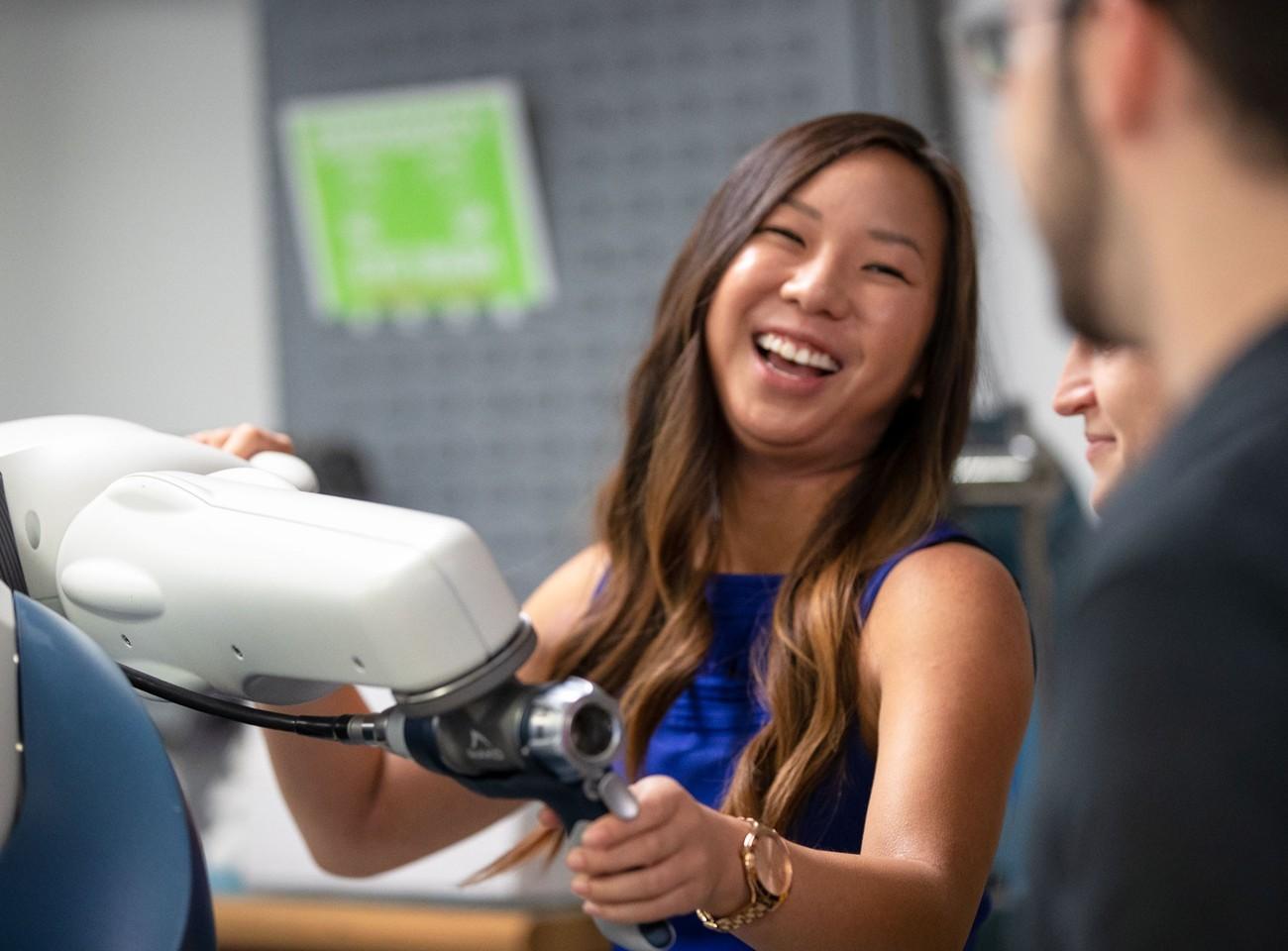 Stryker's Joint Replacement Robotics Development Careers