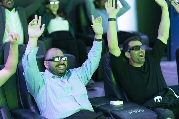 IMAX culture