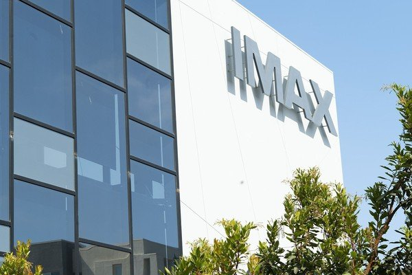 Working at IMAX