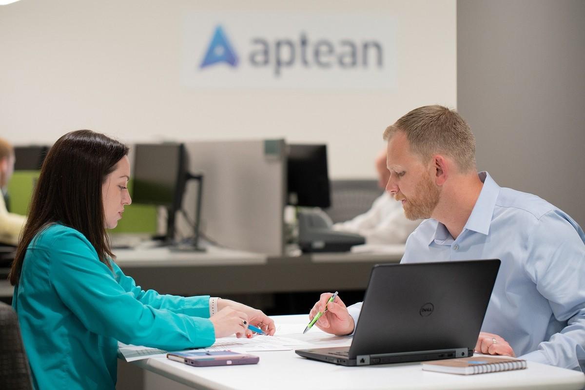 Aptean company profile