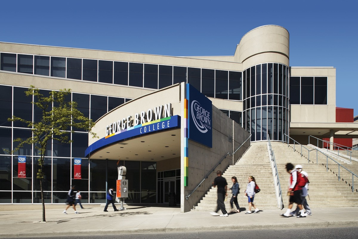 George Brown College company profile
