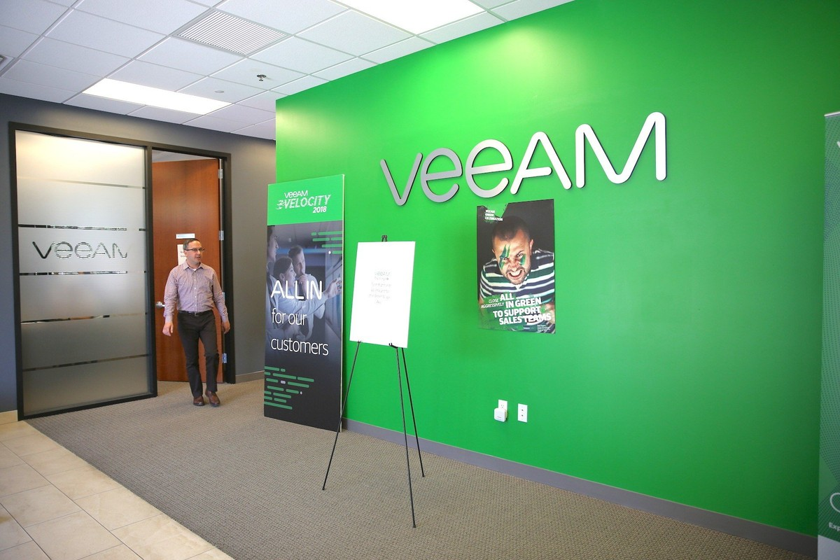 Veeam company profile