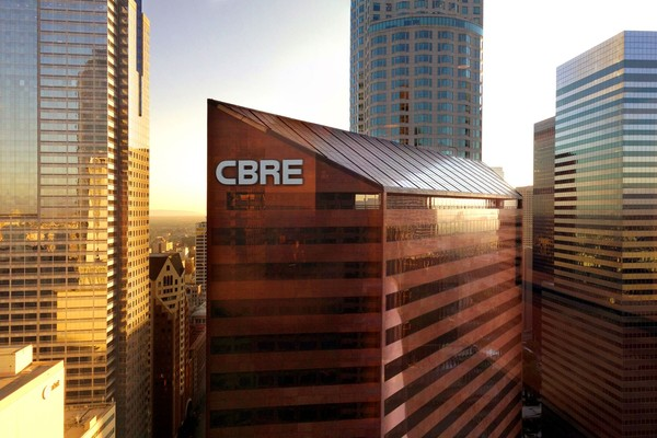 Working at CBRE