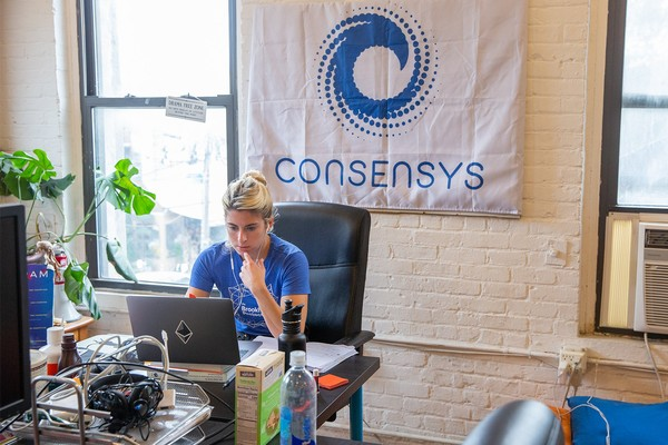 Working at ConsenSys