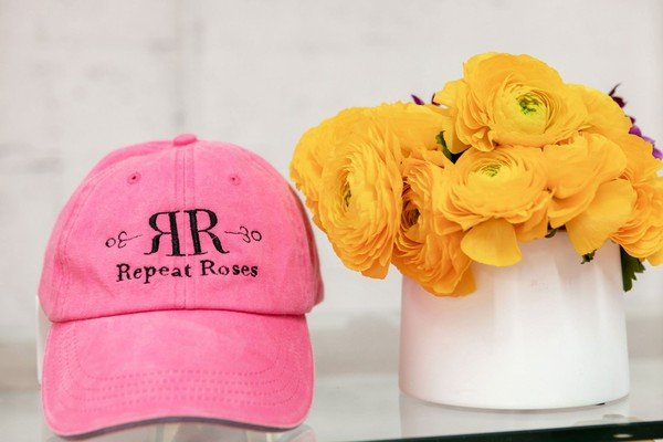 Working at Repeat Roses