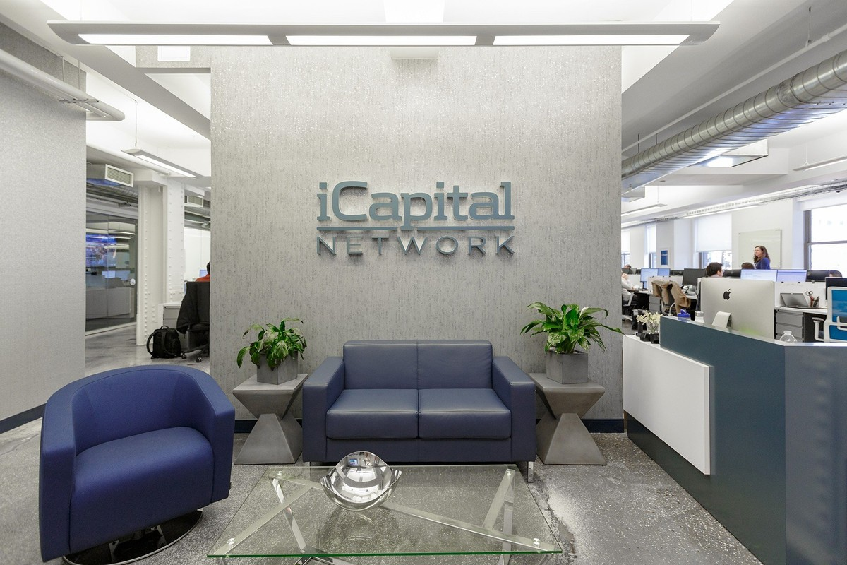 iCapital Network company profile