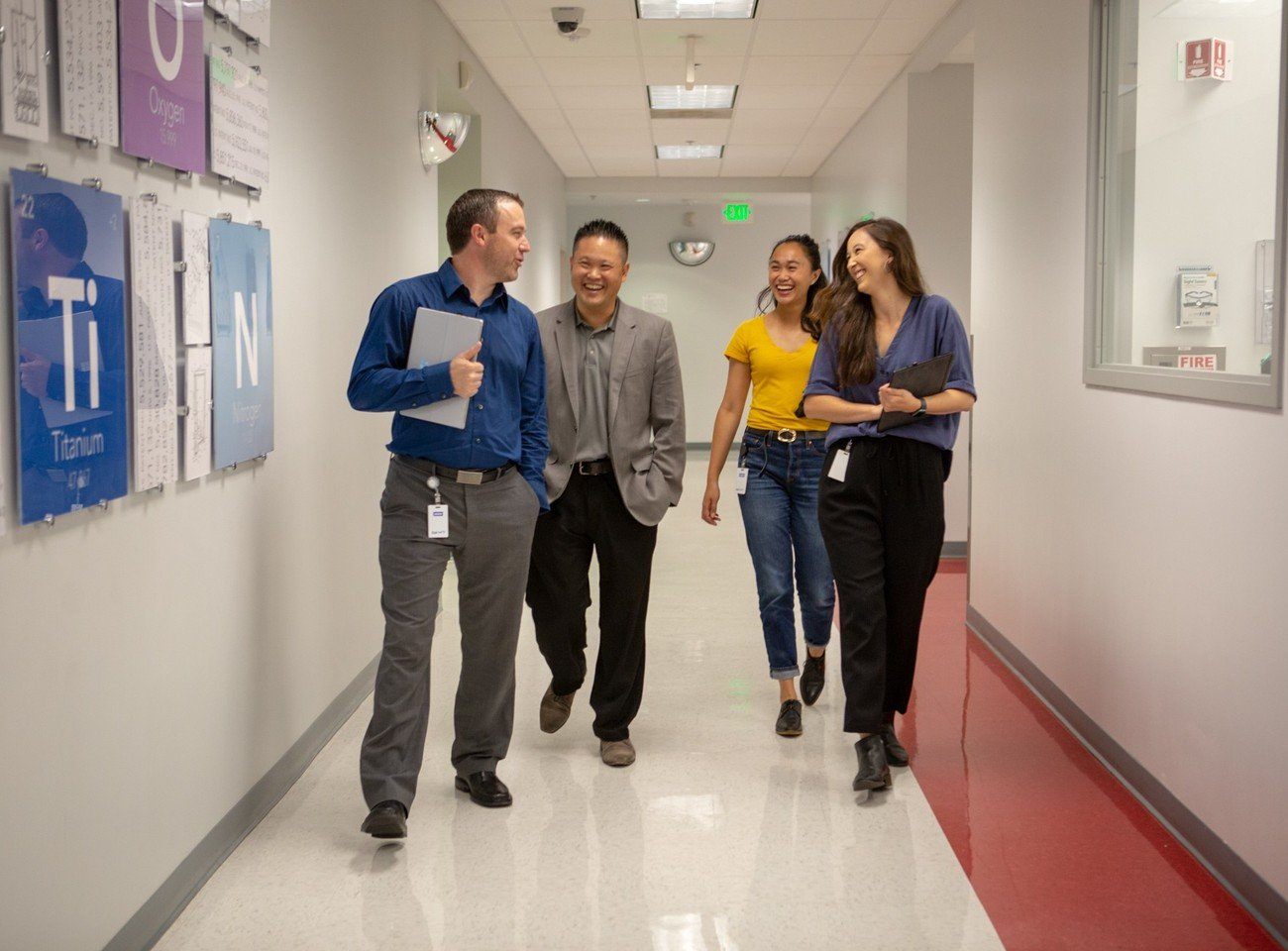 Instrumentation Laboratory Careers