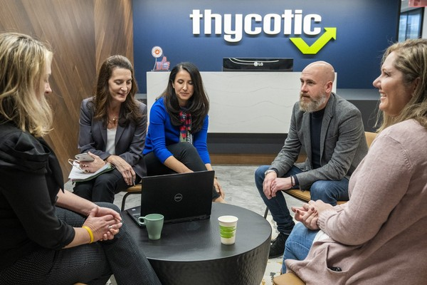 Thycotic culture