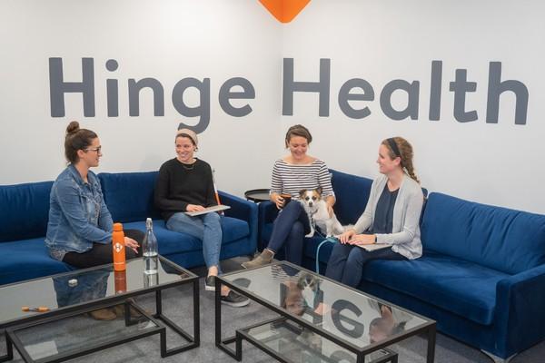 Hinge Health culture