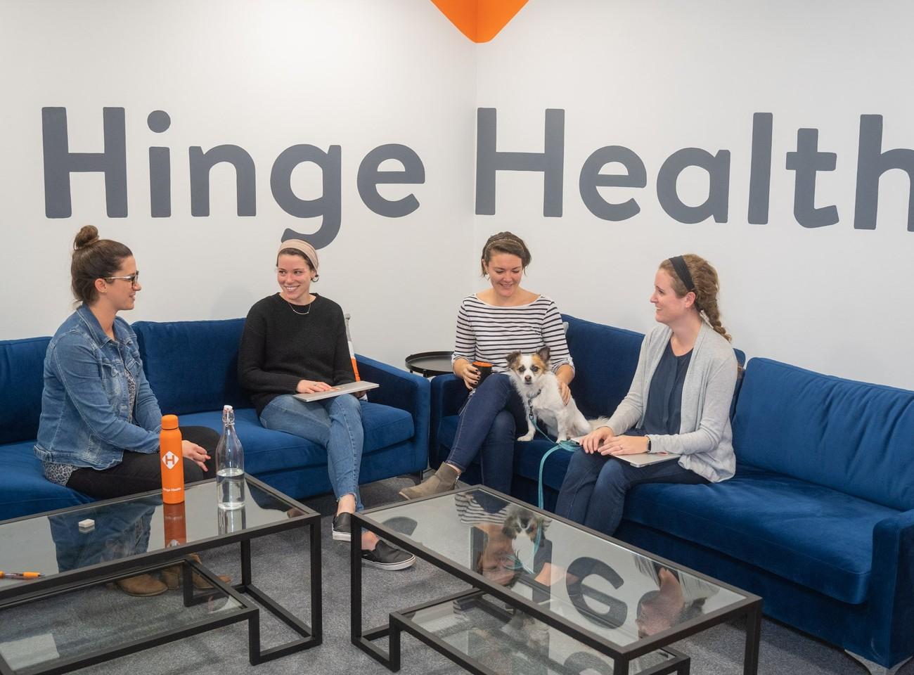 Hinge Health Careers