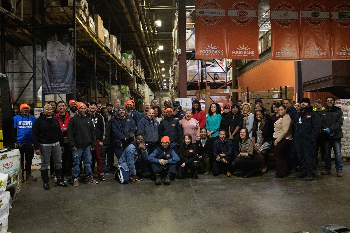 Food Bank For New York City company profile