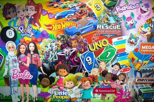 Mattel Company Image