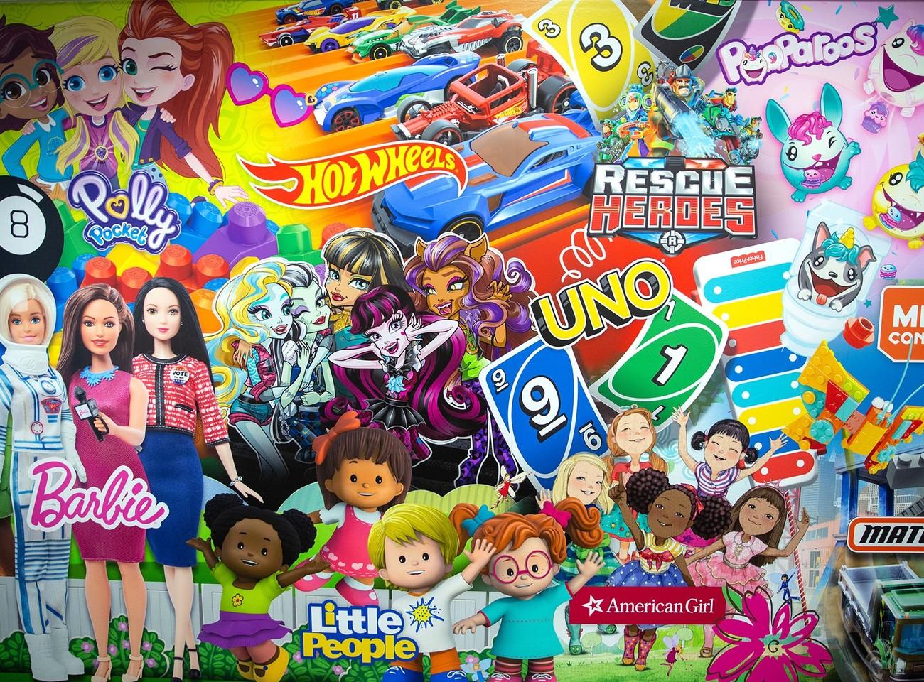 Mattel Careers