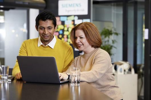 Siemens Company Image