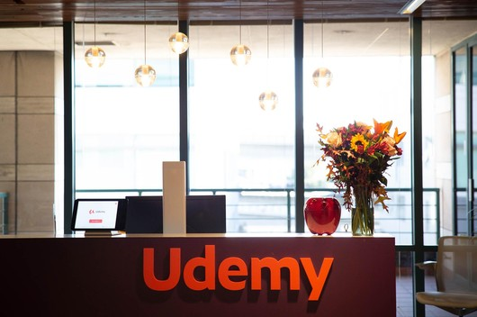 Udemy Company Image