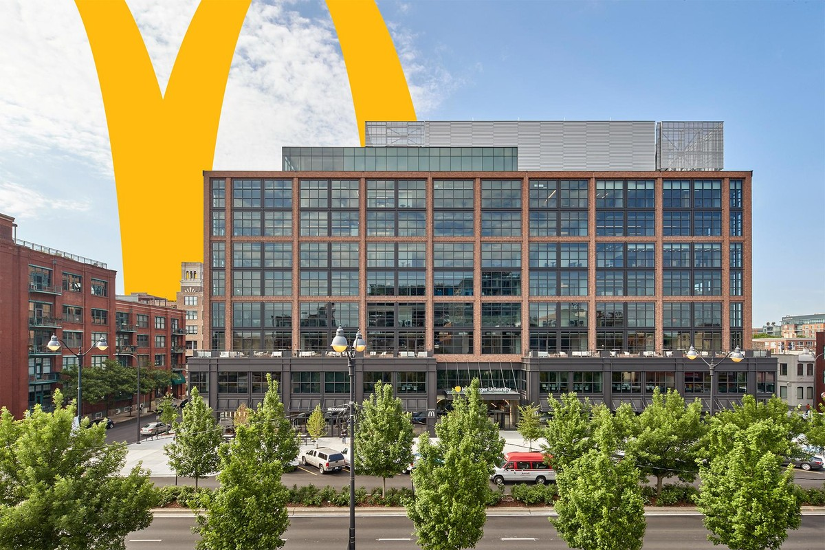 McDonald's company profile