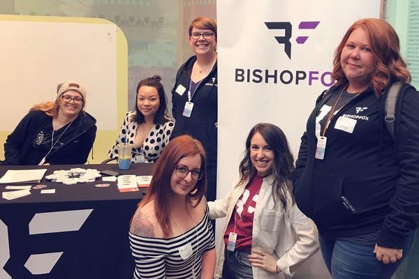 Working at Bishop Fox