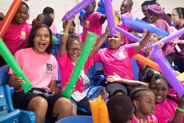 Working at Harlem Children's Zone